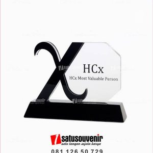 plakat akrilik hcx most valuable person