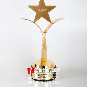 AT48 Piala Penghargaan BUMN Program BHUN Terbaik