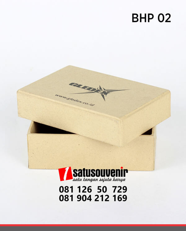 BHP02 Box Hard Carton Gledex