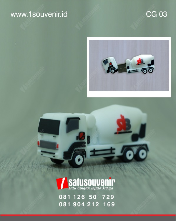 Corporate Gift Flashdisk Truk