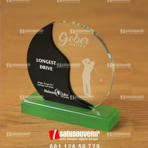 Trophy Golf Trophy Gober Series