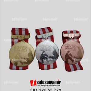 MED07 Medali Kejuaraan Hapkido Indonesia Provinsi Daerah Istimewa Yogyakarta