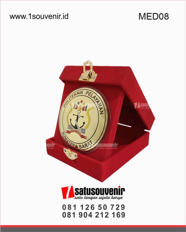 MED08 Medali Politeknik Pelayaran Sumatera Barat