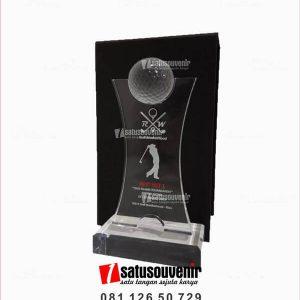 PA126 Plakat Akrilik Golf RW9 Golf Brotherhood Riau
