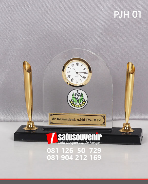 PJH01 Plakat Jam Pen Holder IKATWI