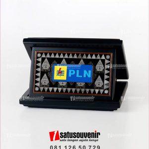 PK107 Plakat Kayu PLN