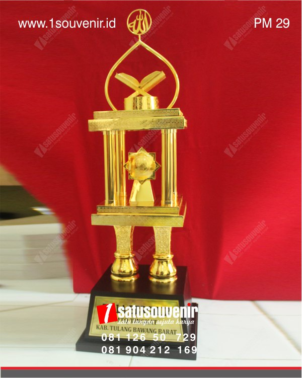 Piala MTQ Piala Bergilir Kab Tulang Bawang