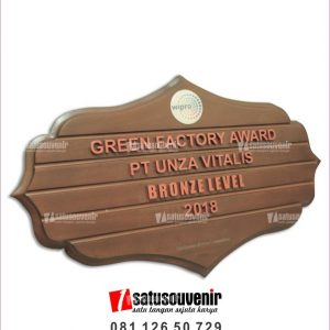 Kerajinan Kayu Wipro Green Factory Award 2018