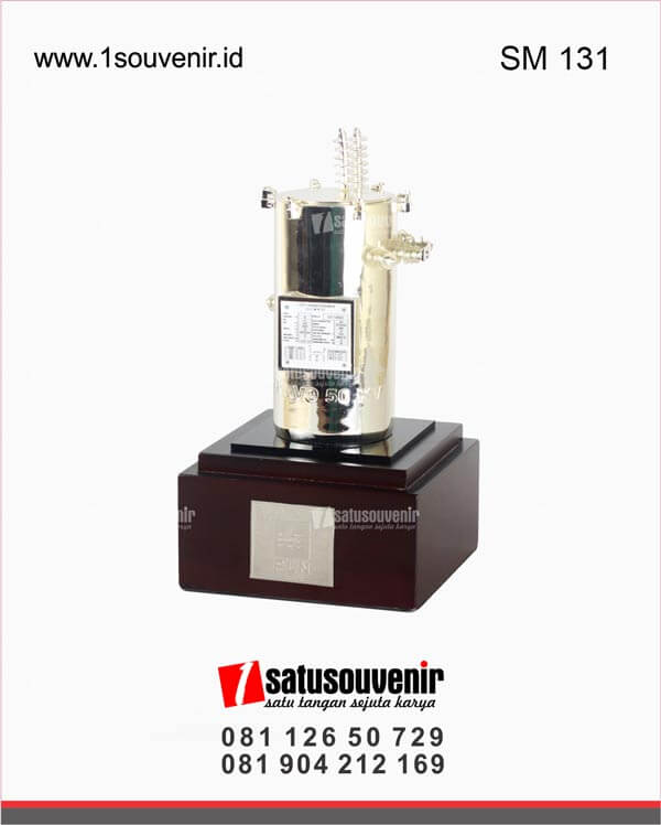 SM131 Souvenir Miniatur Trafo PLN