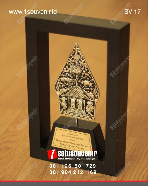 Souvenir Perusahaan Gunungan Wayang