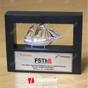 Souvenir Perusahaan FSTH 4 Pertamina