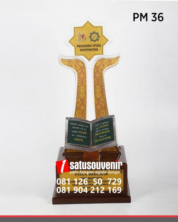 PM36 Piala Bergilir MTQ Prodi Matematika Universitas Islam Negeri Sunan Ampel Surabaya